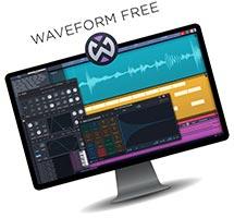 Waveform Free v11.1.0 скачать торрент на русском Tracktion (взлом)